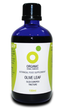 Olive Leaf Tincture 100ml